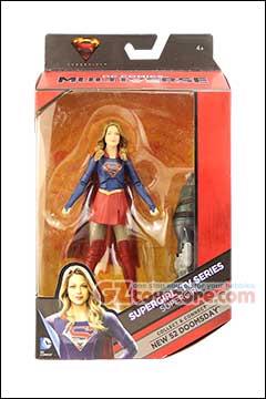 DC Comics Multiverse Supergirl Action Figure 6-Inch
