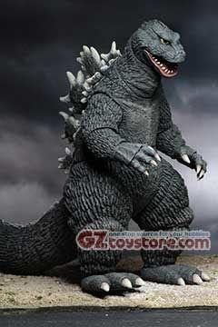 NECA Godzilla Godzilla 12″ Head to Tail King Kong vs. Godzilla 1962 Movie