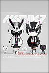 Quiccs - Mariko OG Black and Ghost White Vinyl Toys 2-Pack