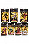 Hasbro - Deadpool Marvel Legends Series (BAF Strong Guy) - Set of 7