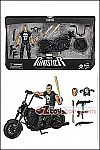 Hasbro - Ultimate Marvel Legends The Punisher with Motorcycle
