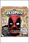 Hasbro - Marvel Legends Deadpool Premium Interactive Head