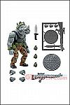 Super 7 - TMNT Ultimate 7-inch Wave 3 - Rocksteady