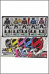 Hasbro - Power Rangers Lightning Collection in Space Psycho Rangers 5-Pack