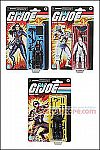 Hasbro - GI Joe Retro 3.75-inch Acton Figures Exclusive - Set of 3