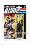 Hasbro - GI Joe Retro 3.75-inch Acton Figure Exclusive - Snake Eyes