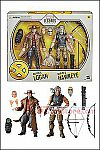 Hasbro - X-Men Marvel Legends - Old Man Logan and Hawkeye 2-Pack