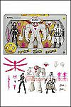 Hasbro - X-Men Marvel Legends - Psylocke Nimrod and Fantomex 3-Pack Exclusive