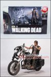 McFarlane Toys - Walking Dead Daryl Dixon and Motorcycle Deluxe Box Set (Re-Run)