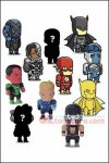 DC Collectibles - Scribblenauts Unmasked Blind Mini Figures Series 2 Case of 24