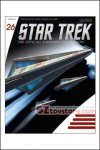 Eaglemoss - Star Trek Starships Vehicles & Magazines #26: Tholian Starship