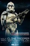 Sideshow Collectibles - Wolfpack Clone Trooper: 104th Battalion Sixth Scale Figure