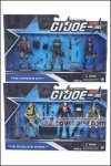 Hasbro - GI Joe 50th Anniversary: Outnumbered Team Pack Wave 1 - Set of 2