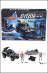 Hasbro - GI Joe 50th Anniversary: Danger At The Docks Vehicle Pack
