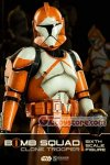 Sideshow Collectibles - Bomb Squad Clone Trooper Sixth Scale Figure