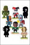 "DC Collectibles - Scribblenauts Unmasked Blind Boxes 2.25"" Mini Figures Series 5 Case of 18"