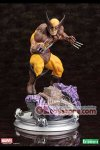Kotobukiya - Danger Room Sessions: Wolverine Brown Costume Fine Art Statue