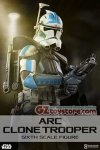 Sideshow Collectibles - Arc Clone Trooper: Fives Phase II Armor Sixth Scale Figure