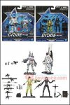 Hasbro - GI Joe 50th Anniversary Versus Two Pack Wave 2 - Set of 2