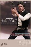 Hot Toys - Star Wars - Episode IV A New Hope: Han Solo 1/6 Scale Figure