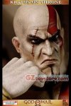 Gaming Heads - Kratos on Throne 1/4 Scale Statue