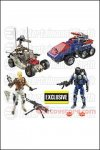 Hasbro - GI Joe Desert Duel Vehicles with Action Figures Exclusive