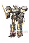 Bandai - Power Rangers Limited Black Edition Legacy Megazord SDCC 2015 Exclusive