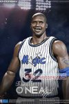 Enterbay - NBA Collection: Shaquille O'Neal 1/6 Scale Figure 2-Pack