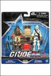 Hasbro - GI Joe 50th Anniversary Versus Two Pack Wave 3 Exclusive: Classic Clash