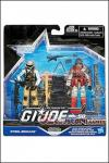 Hasbro - GI Joe 50th Anniversary Versus Two Pack Wave 3 Exclusive: Troop Build Up