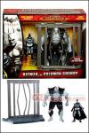 "Mattel - DC Comics Multiverse 4"" Arkham City - Batman and Solomon Grundy 2-pack"