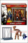 "Mattel - DC Comics Multiverse 4"" Arkham City - Batman and Clayface 2-pack"