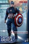 Hot Toys - Captain America Civil War - Captain America 1/6 Scale Figure