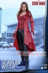 Hot Toys - Captain America Civil War - Scarlet Witch 1/6 Scale Figure