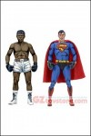 NECA - Superman vs Muhammad Ali Action Figure 2-Pack