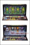 NECA - Teenage Mutant Ninja Turtles Arcade Game 4-Pack SDCC Exclusive - Set of 2