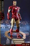 Hot Toys - Iron Man Mark 6 1/6 Scale Diecast Figure