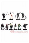 Hasbro - G.I. Joe 50th Anniversary Versus Two Pack wave 4 Exclusive - Set of 5