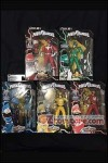 Bandai - Mighty Morphin Power Rangers Legacy Series 1 6inch - Set of 5