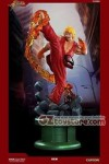 Pop Culture Shock - Street Fighter IV - Ken with Dragon Flame 1:4 Scale Statue