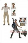 NECA - Evil Dead 2 - Hero Ash and Evil Ed 7inch 2-Pack