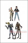 NECA - Aliens Series 12 - Set of 4