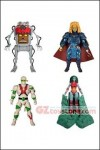 Super 7 - Masters of The Universe Classics 7-inch Wave 2 - Set of 4