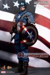 Hot Toys - MMS156 The First Avenger Captain America 1/6 Scale Figure