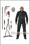 NECA - Friday the 13th Part 5 - Ultimate Roy Burns Action Figure