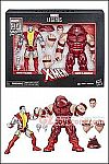 Hasbro - Marvel Legends 80th Anniversary Colossus and Juggernaut 2-Pack Action Figure