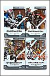 Hasbro - Overwatch Ultimates Series 2 Action Figure - Set of 4