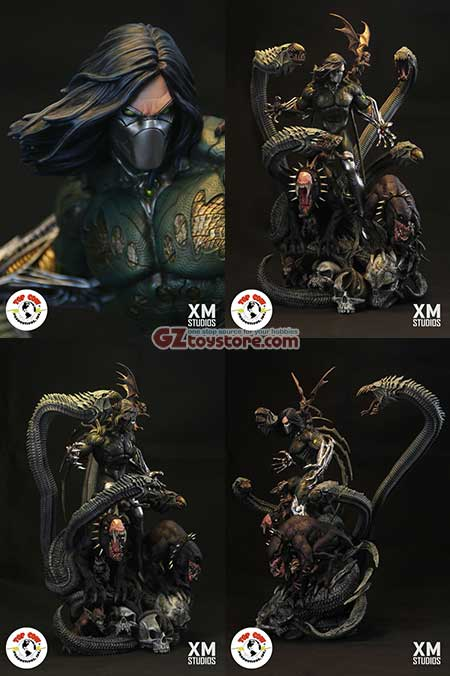 XM Studios - The Darkness (Comic Version) Premium Collectibles Statue