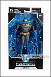 McFarlane - DC Multiverse The Animated Series Batman (Blue Variant) Action Figure