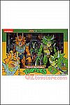 NECA - TMNT Cartoon Zarax and Zork 2-Pack Action Figure